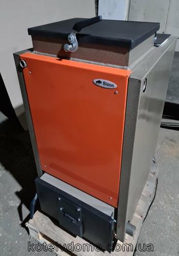Шахтный котел Bizon FS-10 кВт