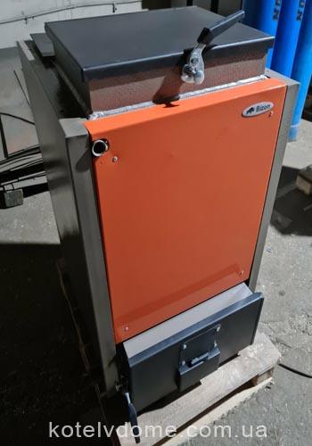 Шахтный котел Bizon FS-15 кВт