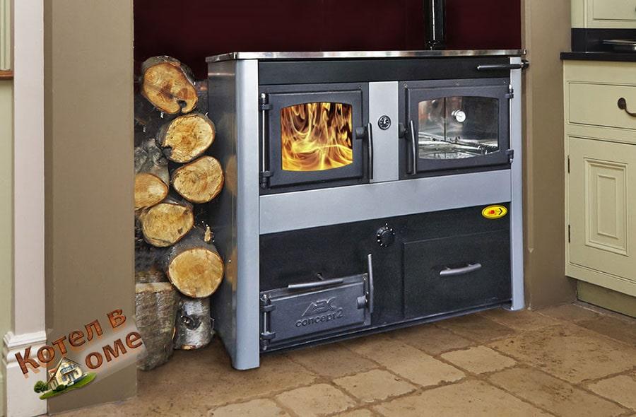 твердотопливные котлы на дровах по лучшей цене