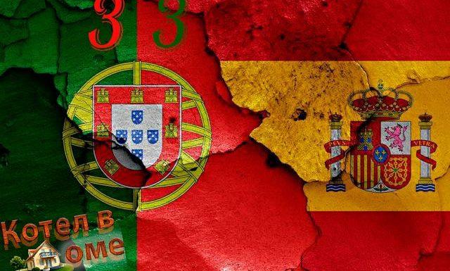 Театр одного актера. Хет-трик Роналдо в матче Испания — Португалия