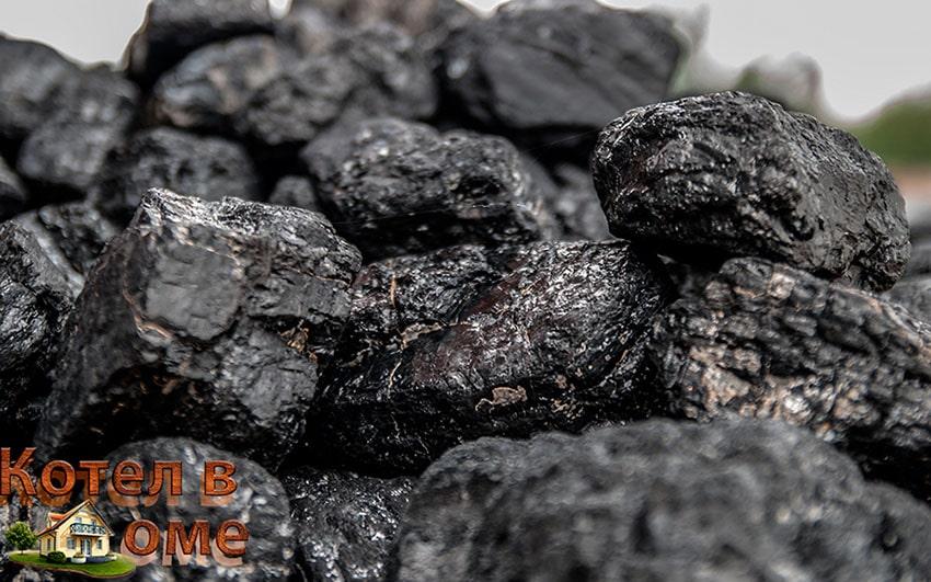 Уголь как вид топлива для котельных