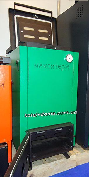 Твердотопливный котел Maxiterm купить в кредит