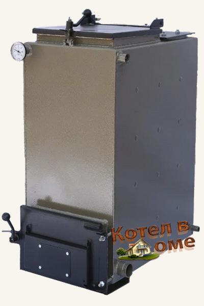 Шахтный котел Bizon FS-55 кВт