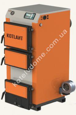 Топливный гигант - котёл kOTLANT