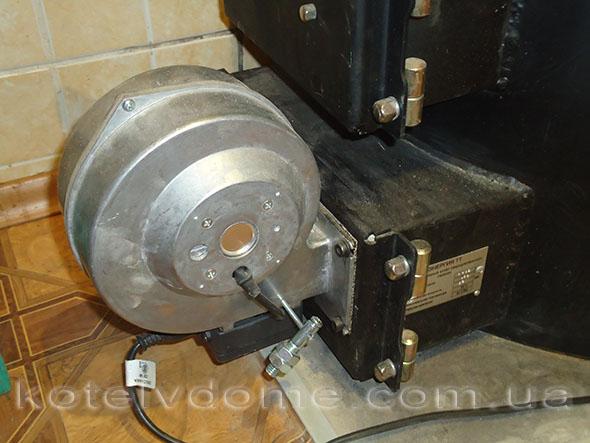 Вентилятор немецкого производства для Энергия ТТ