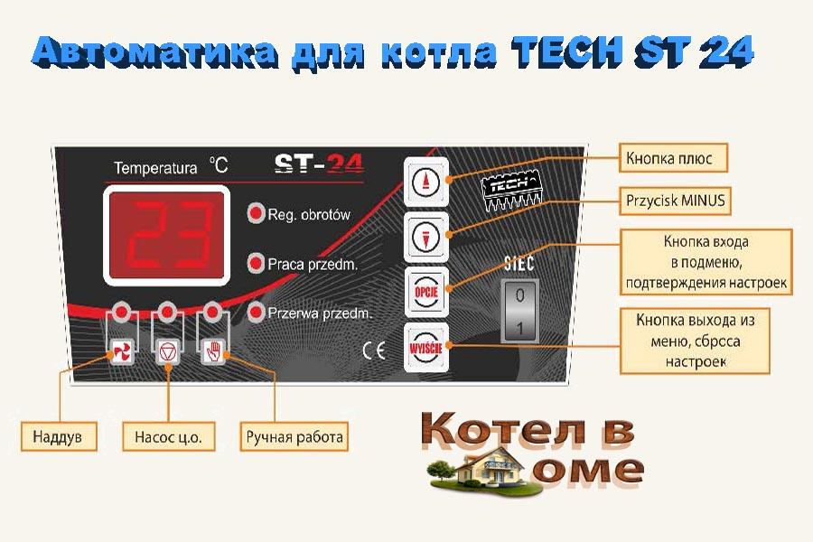 Tech ST-24