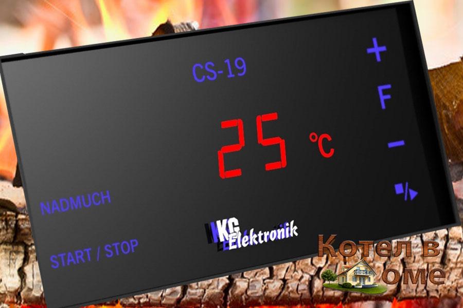 Терморегулятор KG Elektronik CS-19