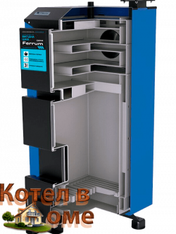 Котел Thermo Alliance Ferrum FSF 16-20 кВт