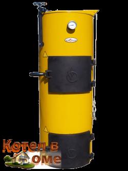 Универсальный твердотопливный котел Stropuva S10-U