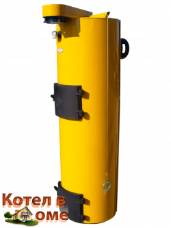 Универсальный твердотопливный котел Stropuva S40-U