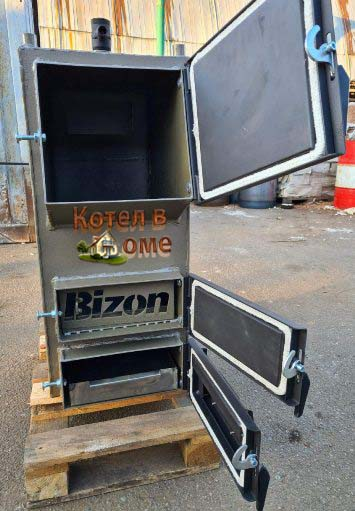Котел Bizon F-20 кВт