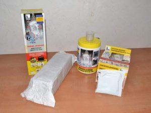 Хімічні засоби для чистки димарів