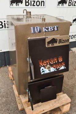 Кллассический котел Bizon М100 10кВт