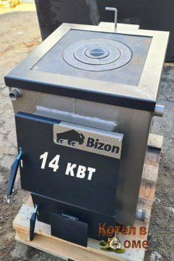 Котел Бизон 140П Плита
