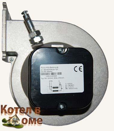 Турбина KG Elektronik DP-160 ALU