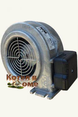 Вентилятор MplusM WPA 07. Котел в Доме