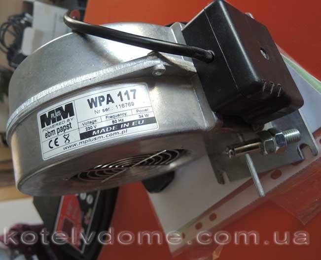 Вентилятор MplusM WPA 117 в Києві