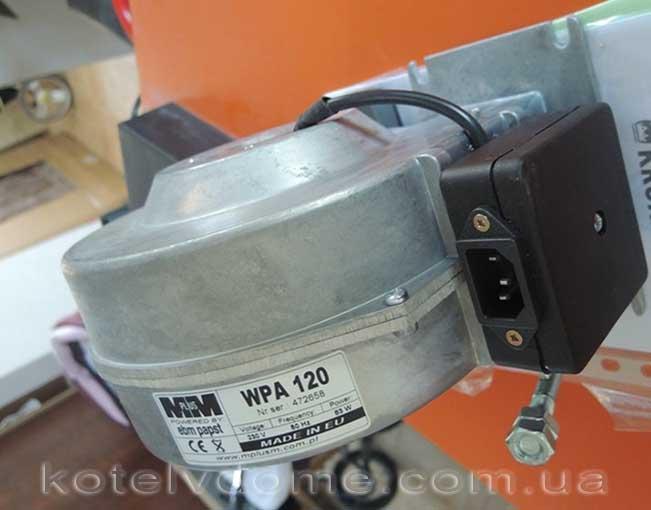 Вентилятор MplusM WPA 117