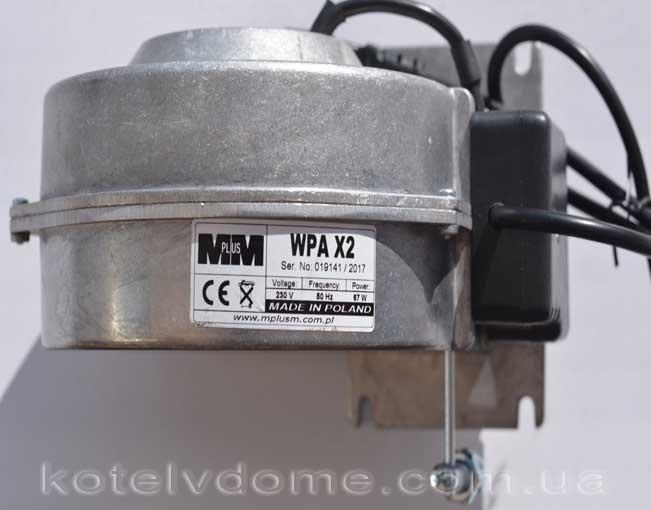 турбіна Вентилятор MplusM WPA X2