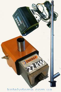 Пеллетная горелка 27 kW