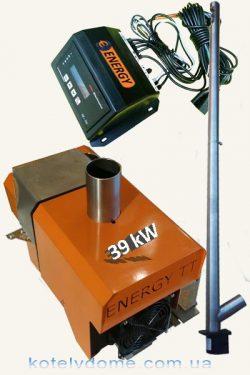Пеллетная горелка 39 kW
