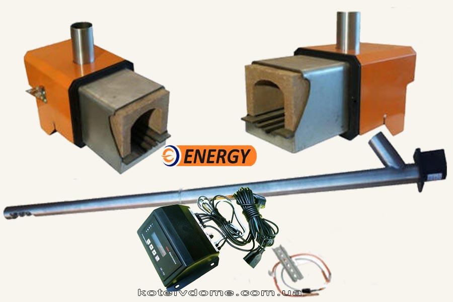 Горелка пеллетная Энергия ТТ