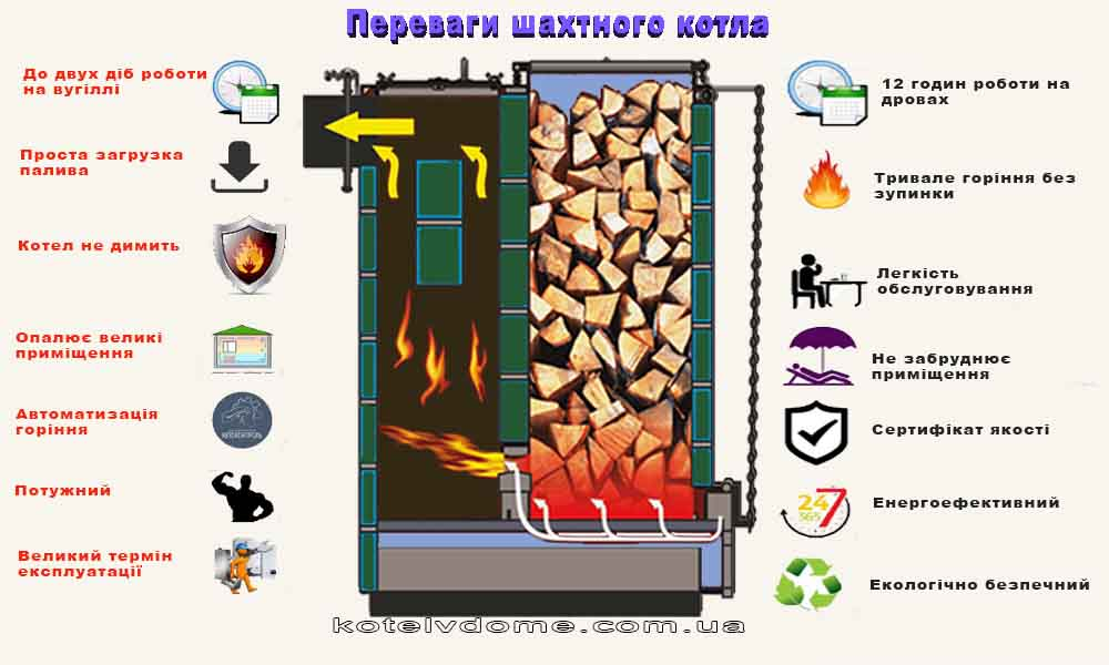 Котел Bizon FS-12 Стандарт Термо