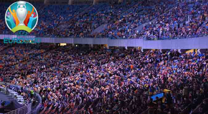 10 тисяч вболівальників на Олімпійському